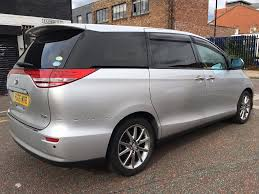 used toyota estima cars for sale motors co uk