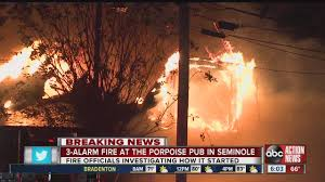 Wildfire Grill Downtown Chicago by Early Morning Fire Destroys Screwie Louie U0027s Porpoise Pub In