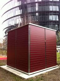 gartenhaus design flachdach garten q das moderne designer gartenhaus
