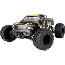 rc monster truck racing reely core brushed 1 10 xs rc model car electric monster truck 4wd