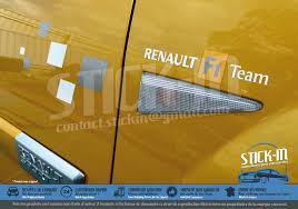 renault minivan f1 stickers renault f1 team clio sport megane rs r25 r26 172 182 200