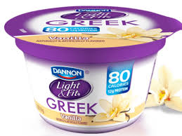 dannon light and fit greek light and fit greek yogurt vanilla nutrition information eat this much