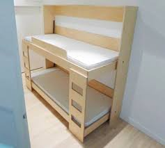 space saving double bed moving space saving double bunk bed for kids room kidsomania