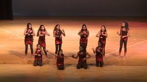 dance by nache mayuri u0027s groovy girls nache mayuri u0027s jalwa
