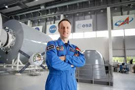 matthias maurer astronauts human spaceflight our activities