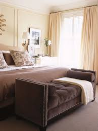 White And Brown Bedroom White And Brown Bedroom With White Bamboo 4 Poster Bed