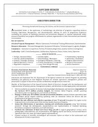 Best Resume Examples For Management Position by Free Resume Templates Job Sample Examples Objectives Resumes