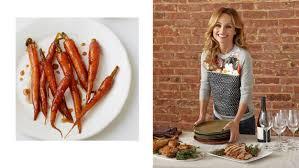 make giada de laurentiis s thanksgiving favorites candied carrots