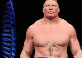 lesnar s chest goes flaccid kayfabe