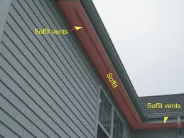 attic ventilation vent chutes roof soffit vents u2013 checkthishouse