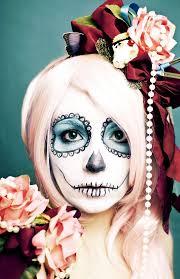 Sugar Skull Halloween Makeup 984 Best Dia De Los Muertos Images On Pinterest Sugar Skulls