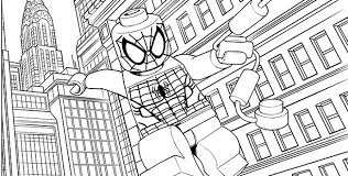 coloring pages lego superheroes coloring pages