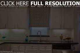awesome kitchen window treatment and brown curtain 4738 kitchen