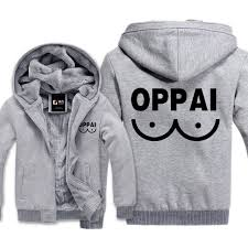 best 25 oppai hoodie ideas on pinterest one punch man heroes