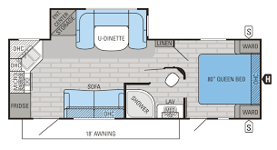 Dealer Floor Plan Jayco Travel Trailers Floor Plans Home Decorating Interior