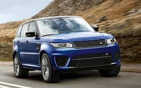 range rover sport blue range rover sport svr review land rover u0027s sports car