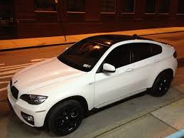 rims for bmw x6 my alpine white x6 with black rims xbimmers com bmw x6 forum