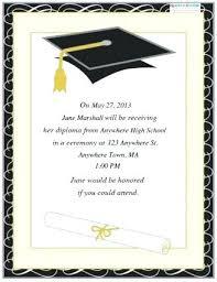 graduation party invitation wording school graduation party invitations graduation invitations