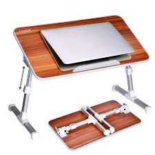 bed tray table walmart avantree quality adjustable laptop bed table portable standing desk
