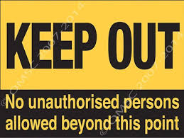 keep out signs for bedroom doors home interior design