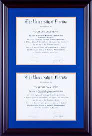 uva diploma frame ufst030 standard diploma frame vertical sports marketing