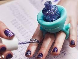 tweexy nail polish holder the original coolstuff com