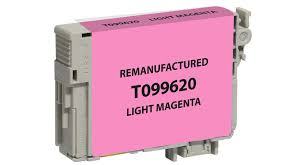 epson ink 99 light magenta remanufactured replacement for epson 99 t099620 light magenta ink