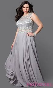 silver plus size bridesmaid dresses black plus size chiffon prom dress promgirl