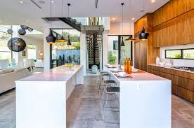 two island kitchen 25 contemporary two island kitchen designs every cook wants to own