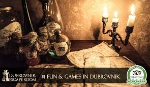 themed escape room open in dubrovnik