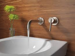 Bathroom Wall Faucet by Trinsic Bathroom Collection