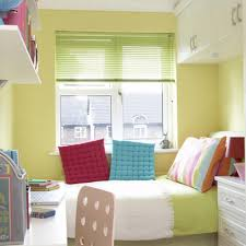 green and yellow room amazing small room storage ideas with yellow