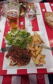 en cuisine brive la gaillarde en cuisine brive best steak tartare poªlé picture of la boucherie