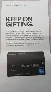sell gift cards online electronically simon mall will stop selling in store gift cards at several