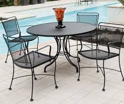Used Outdoor Furniture Clearance by Brilliant Metal Patio Furniture Sets Used Metal Patio Furniture