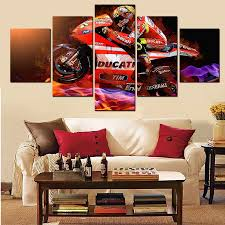 Canvas Painting For Home Decoration by Online Buy Wholesale Race Car Painting From China Race Car