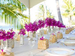 tropical wedding theme astonishing tropical wedding reception decorations picture