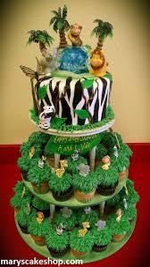 25 safari cupcakes ideas jungle cupcakes