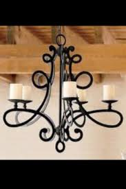 Candle Chandelier Pottery Barn 189 Best Hierro Forjado Images On Pinterest Wrought Iron