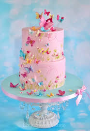 butterfly birthday cakes best 25 butterfly cakes ideas on