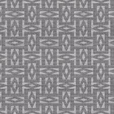 upholstery fabric geometric pattern cotton polyester