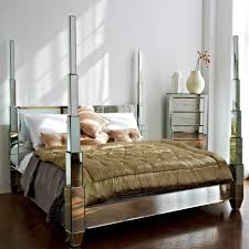 Canopy Bedroom Sets by Canopy Mirrored Headboard Bedroom Set U2013 Home Improvement 2017