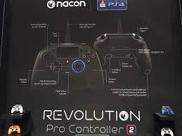 nacon revolution pro 2 revealed e3 2017 u2022 the game fanatics