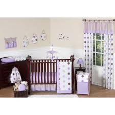 purple crib bedding sets from buy buy baby