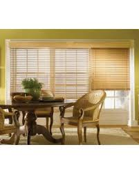 Blinds Ca Buy Faux Wood Blinds At Best Prices In Canada 1 5 2 5 Inch