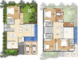 villa plans one bedroom villa plans search hotel villa