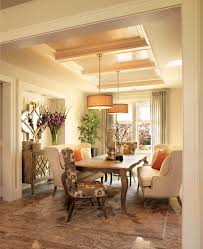 Dining Room Molding Ideas Mirrored Buffet Dining Room Modern With Beige Door Beige Molding