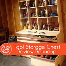 Tool Chest Work Bench The Best Tool Chests And Storage Roundup March 2017 What To