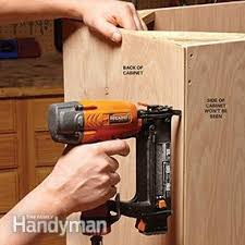 Building Cabinet Carcasses Face Frame Cabinet Plans And Building Tips Family Handyman