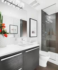 Modern Bathroom Vanity by Bathroom Ideas Modern Bathroom Wall Sconces Above Double